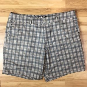 The north face men's hiking shorts Sz 38